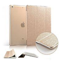 Чехол Smart-cover для Apple iPad Air, полиуретан, золотистый
