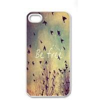 Чехол-накладка на Apple iPhone 5C, пластик, painted befree