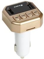 FM-модулятор, TDS TS-CAF08, Bluetooth, 2xUSB, mSD