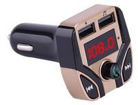 FM-модулятор, TDS TS-CAF0, Bluetooth, 2xUSB, mSD