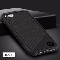 Чехол-накладка на Apple iPhone 7/8 Plus, силикон, противоударный, Batman, черный