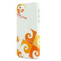 Чехол-накладка на Apple iPhone 5/5S, пластик, Pierre Cardin