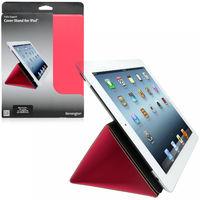 Чехол Smart-cover для Apple iPad 2/3/4, наклейка, красный