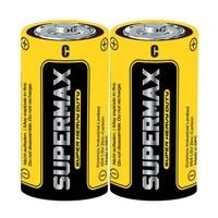 Элемент питания R14 SuperMax, солевая