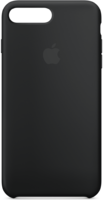 Чехол-накладка на Apple iPhone 6/6S Plus, силикон, original design, микрофибра, с лого, черный