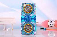 Чехол-накладка на Apple iPhone 5/5S, пластик, de luxe