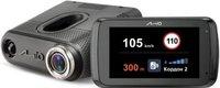 Видеорегистратор 3в1, Mio MiVue i88, GPS радар, радар детектор, FHD, 2.7', GPS, 140
