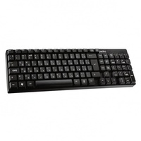 Клавиатура Perfeo Domino (PF-8801), USB, черный
