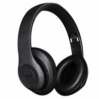Наушники с микрофоном, Noname P-15, Bluetooth, TF, FM, стерео, черный