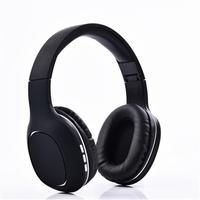 Наушники с микрофоном, Noname SY-BT1608, Bluetooth, стерео, черный