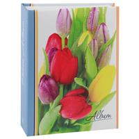 Фотоальбом 10x15, 100 шт, Цветы (IA-100 PP-(023))