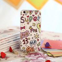 Чехол-накладка на Apple iPhone 6/6S, силикон, painted 6
