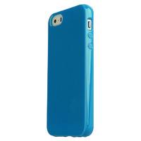 Чехол-накладка на Apple iPhone 7/8, силикон, Activ Juicy, глянцевый, голубой