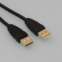 Кабель USB, A вилка - А вилка, Perfeo, 3м