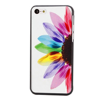 Чехол-накладка на Apple iPhone 6/6S, пластик, Flower