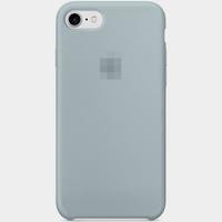 Чехол-накладка на Apple iPhone 11, original design, закрытый, микрофибра, с лого, изумрудный