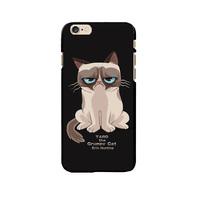 Чехол-накладка на Apple iPhone 6/6S, пластик, cat 1