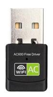 Адаптер Wi-Fi, Reatek RTL8811, 802.11n/g/b/ac, 600Mbps