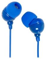Наушники Smart Buy COLOR TREND, вакуумные, 1.2 м, синий (SBE-3400)