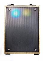 Портативная колонка, Орбита KTS-634, Bluetooth, microSD, USB, FM, BL-5C, белый