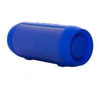 Портативная колонка, JB J006, Bluetooth, USB, mSD, FM, AUX, синий