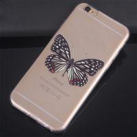 Чехол-накладка на Samsung Galaxy Alpha (G850F) силикон, ультратонкий, бабочка