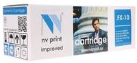 Картридж лазерный NV Print FX-10 для FAX-L160/PC-D450/PC-D440/MF4370/MF4350/MF4340/MF4320/MF4330/MF4