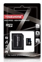 Карта памяти MicroSDHC 32GB Youeshone, Class 10 (с SD адаптером)