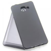 Чехол-накладка на Samsung (A510) (2016) силикон, матовый, черный