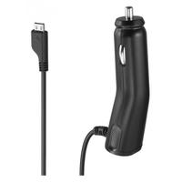 Автомобильное зарядное устройство microUSB, Active, 1А, черный