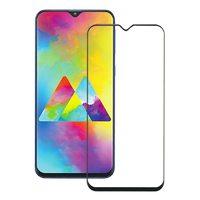 Защитное стекло Samsung Galaxy M10 (2019) на дисплей, с рамкой, черный