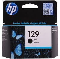 Картридж струйный HP 129, черный