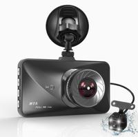 """Видеорегистратор с камерой заднего вида ACA DW1, FHD, IPS 3.0"""""""