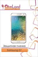 Защитная пленка на дисплей Samsung Galaxy E7