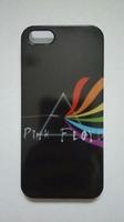 Чехол-накладка на Apple iPhone 5/5S, пластик, colorfull, pink gloyd 9