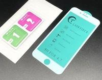 Защитное керамическое стекло для Apple iPhone 6/6S, 5D, белый