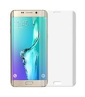 Защитное стекло Samsung Galaxy S6 Edge на дисплей, 3D, прозрачный