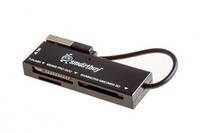 Карт-ридер, USB 2.0, Smartbuy SBR-717-K/ SB58-K, All in One