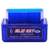 Диагностический сканер ELM327 OBD2 v.1.5, Bluetooth, ORB, bpack
