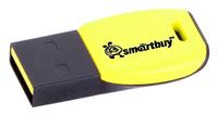 Память USB 2.0 Flash, 8GB, Smart Buy Cobra Yellow