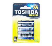 Элемент питания AA Toshiba алкалиновая