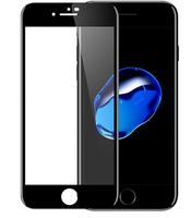 Защитное стекло Apple iPhone 7/8 Plus на дисплей, 3D, черный