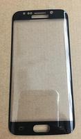Защитное стекло Samsung Galaxy S7 Edge на дисплей, 3D, черный