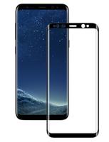 Защитное стекло Samsung Galaxy S8 Plus на дисплей, 3D, черный