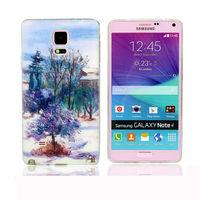 Чехол-накладка на Samsung S4 силикон, ультратонкий, painted 1