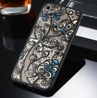 Чехол-накладка на Apple iPhone 7/8 Plus, пластик, полупрозрачный, узор 2