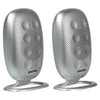 Активные колонки 2.0, Smart Buy ELECTRA (SBA-3120), 2x3W, серебристый