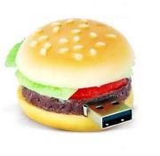 Память USB 2.0 Flash, бигмак, 8 Gb