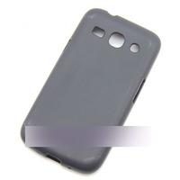 Чехол-накладка на Samsung Star 2 Advance (G350) силикон, черный