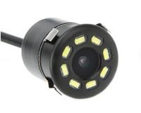 Камера заднего вида Podofo, внутренняя, 8 диодов, черный (без кабелей)